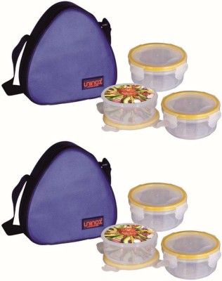 Uninox UNX022-022 3 Containers Lunch Box