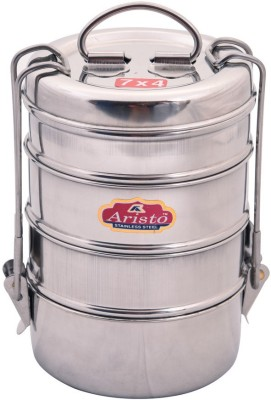 Aristo Tiffin 7X4 4 Containers Lunch Box