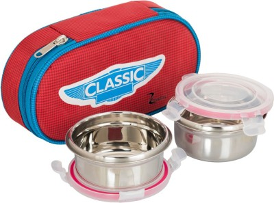 zanelux lb-025 2 Containers Lunch Box