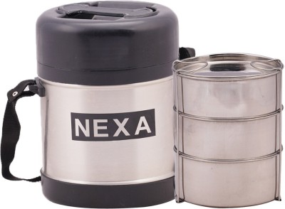 Nexa Str3 3 Containers Lunch Box