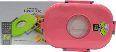 HOMIO TD-PINK 1 Containers Lunch Box
