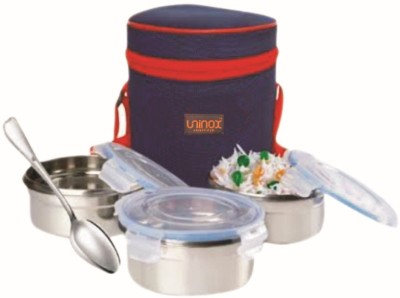 Uninox UNX014 3 Containers Lunch Box