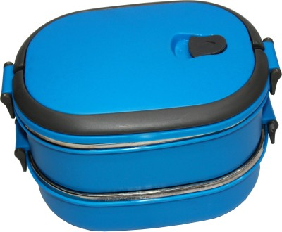 Blue Birds 2LSB 2 Containers Lunch Box