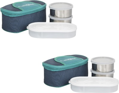 Carrolite Combo Legend C_11 6 Containers Lunch Box