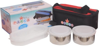 Jmd Homeware Parka 3 3 Containers Lunch Box