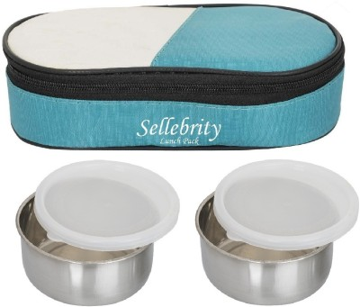 Sellebrity Base 3 Containers Lunch Box