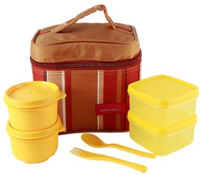 Varmora Day Delight 4 Containers Lunch Box