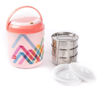 Cello 134636 3 Containers Lunch Box