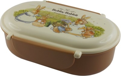 Infinxt Bobby Rabbit Choco Kids 1 Containers Lunch Box