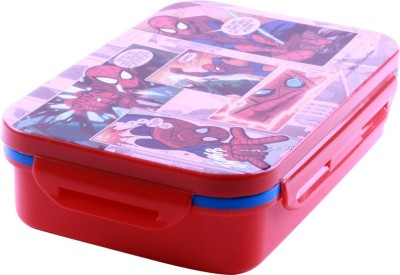 HM International Spiderman big Lunch Box 4 Containers Lunch Box