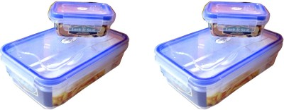 Goldcave Lunch Box for Kids Set of 2 2 Containers Lunch Box