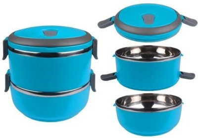 Shopper Hub Vykghntm 2 Containers Lunch Box