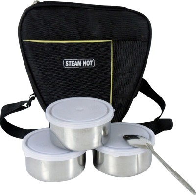 Steam Hot SH3 3 Containers Lunch Box