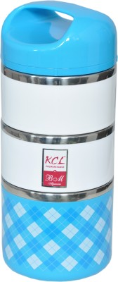 KCL Thermo 3 in 1 Lunch Box 3 Containers Lunch Box