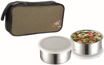 JDT JDT102 2 Containers Lunch Box