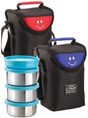 Dream Home sylish 4 Containers Lunch Box