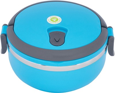 Homio Single Layer Round 1 Containers Lunch Box