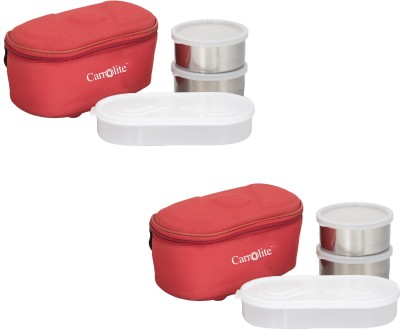 Carrolite Combo Legend C_16 6 Containers Lunch Box