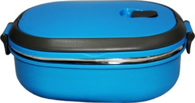 TANISI Single Layers Stainless Steel with Handle 1 Containers Lunch Box