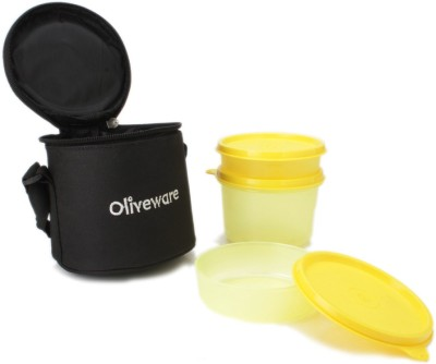 Oliveware Lovely Little 3 Containers Lunch Box