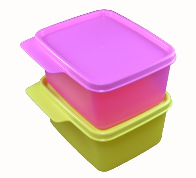 Tupperware 23 2 Containers Lunch Box(500 ml) at flipkart