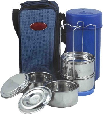 VSE Fortune Tiffin 4 Containers Lunch Box