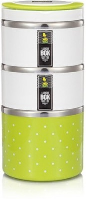 Homio 8505 3 Containers Lunch Box