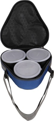 Breeze Tristar 3 Containers Lunch Box