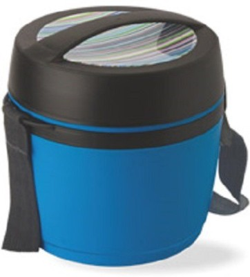 ASIAN 1155 2 Containers Lunch Box