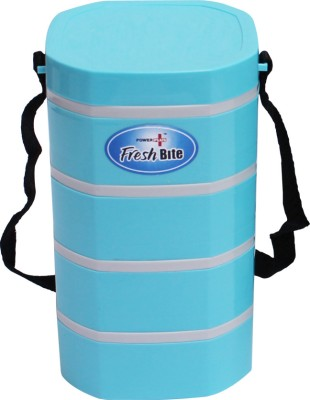 Power Plus MEEH391213 4 Containers Lunch Box