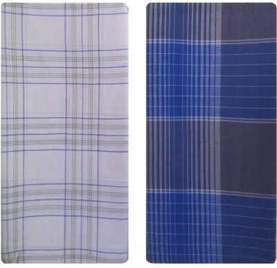 KHADI VASTRAL Striped Lungis Lungi