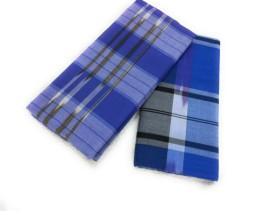 Cotton Colors Checkered Multicolor Lungi