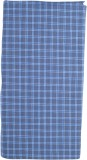 Jayrin Checkered Silver, Blue Lungi