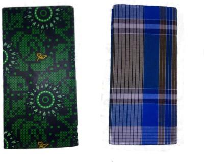 Kirubha Tex Printed Open Lungi Lungi