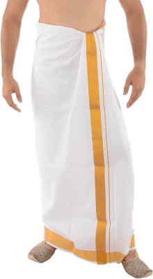 Kjs Solid Open Lungi Lungi