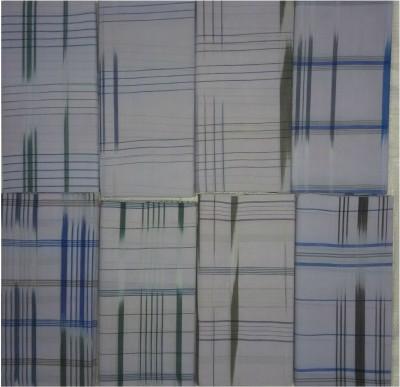alif laila Checkered Open Lungi