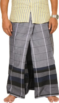 999 Striped Open Lungi