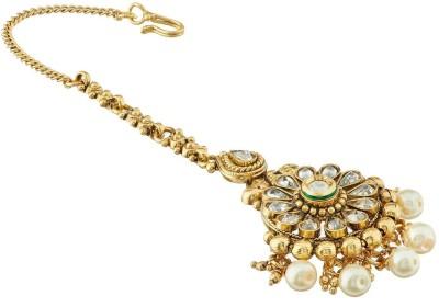 Satyam Jewellery Nx Copper Maang Tikka