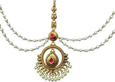 Satyam Jewellery Nx Copper Matha Patti