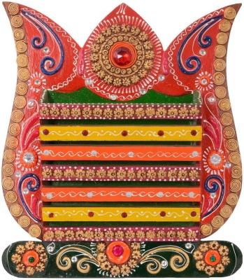 eCraftIndia Ornamental Wall Hanging Magazine Holder