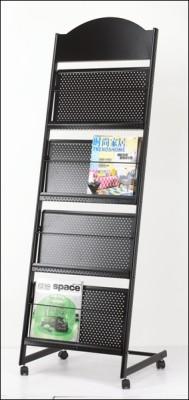 Jinhao Super Durable JH-1282 Floor Standing Magazine Holder