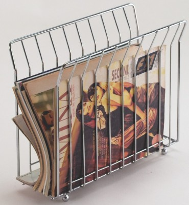 Vinay Table Top Magazine Holder
