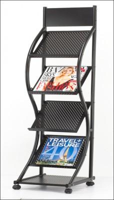 Jinhao Super Durable JH-1318 Floor Standing Magazine Holder