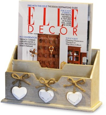 Gifts By Meeta Table Top Magazine Holder
