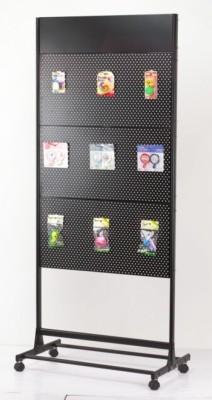 Jinhao Super Durable JH-1327 Floor Standing Magazine Holder