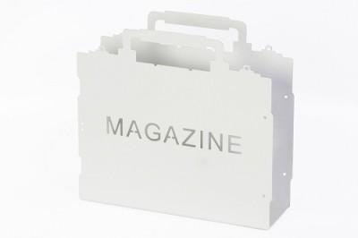 Comma Casa Table Top Magazine Holder
