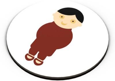 PosterGuy School Guy Cute Children Character Fridge Magnet