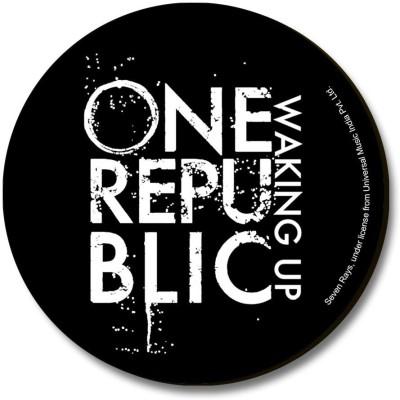 Bravado One Republic Waking Up Fridge Magnet, Door Magnet