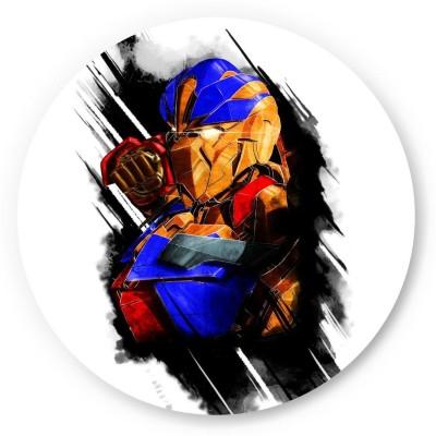 PosterGuy Optimus Prime   More Than Quantum Physics Comics Series Fridge Magnet