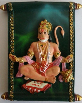 Temple Trees Hanuman ji Fridge Magnet